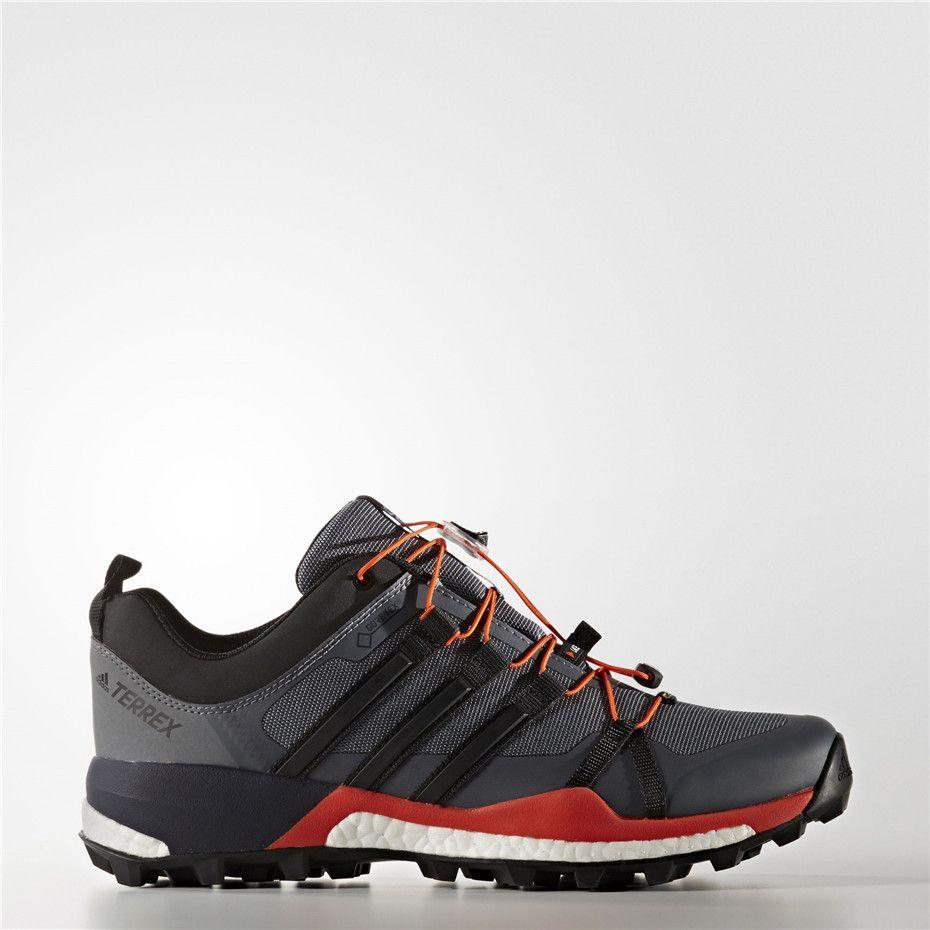 Adidas Terrex skychaser GTX zapatos (vista gris / CORE negro) adidas