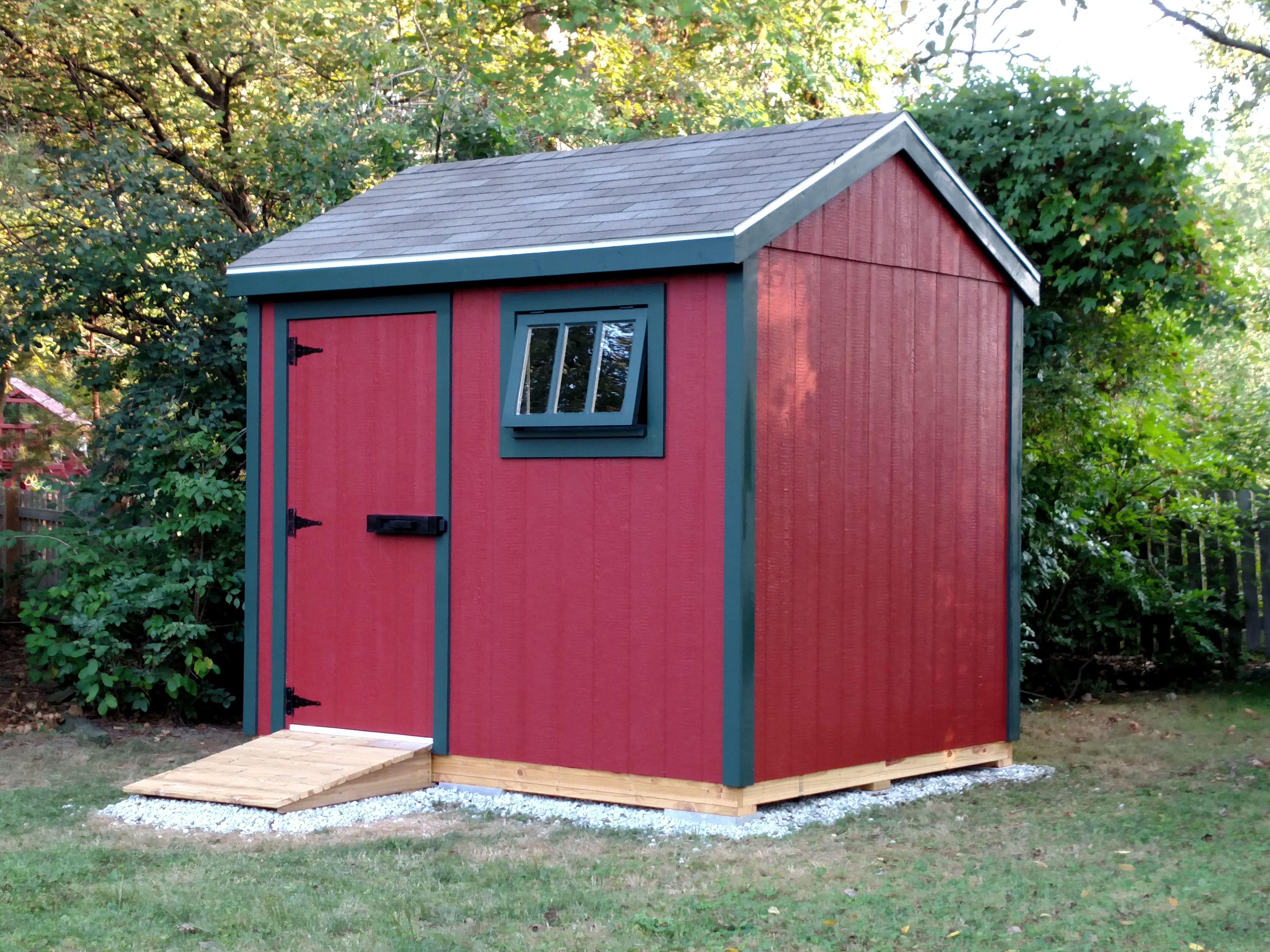 Garden Sheds 8x10 8x10 garden shed | my projects | pinterest | gardens, garden sheds