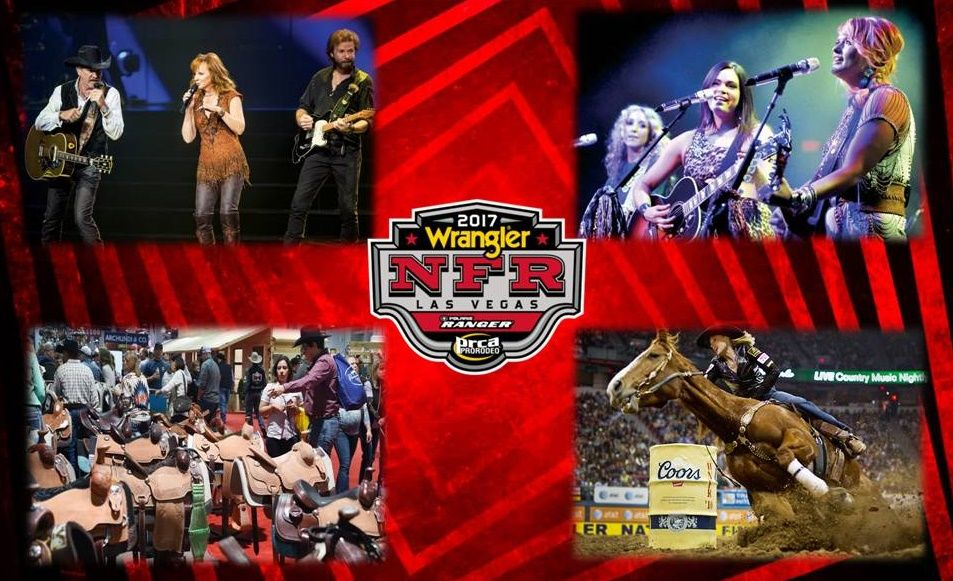 2017 NFR Experience Watch National Finals Rodeo Live