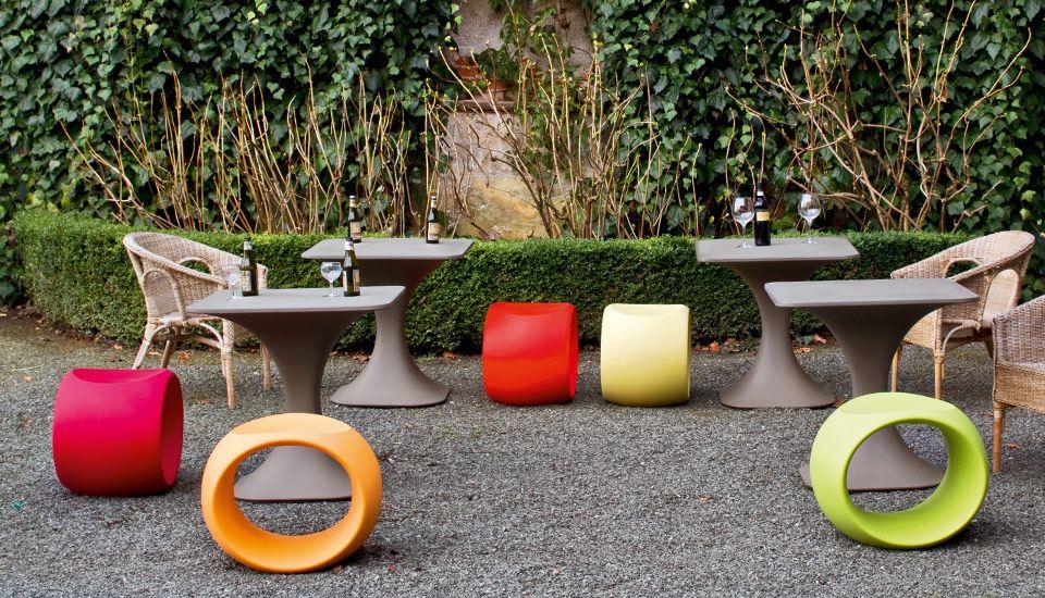 Arredo giardino Serralunga srl,sgabello  Cero #rifarecasa #maistatocosifacile grazie a #designbox & #designcard #idfsrl