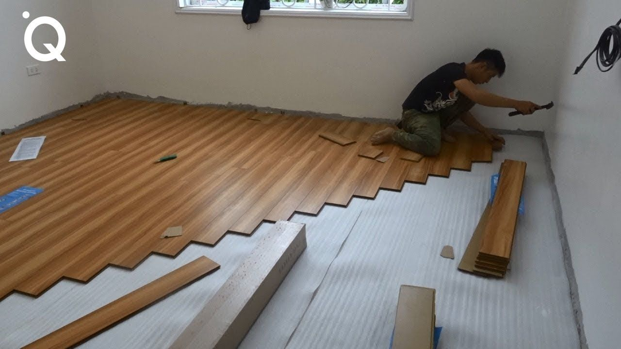 Ingenious Construction Workers That Are At Another Level 7 Youtube Bedroom Wooden Floor Wooden Flooring Bedroom Flooring