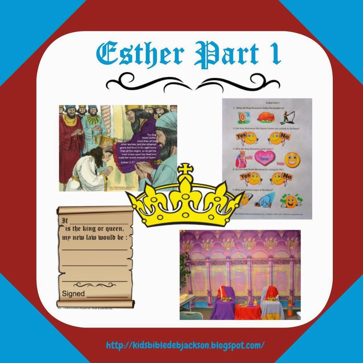 Cathy S Corner Esther