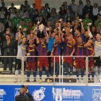 F.C.Barcelona Alusport, el Dream Team…. del Fútbol Sala