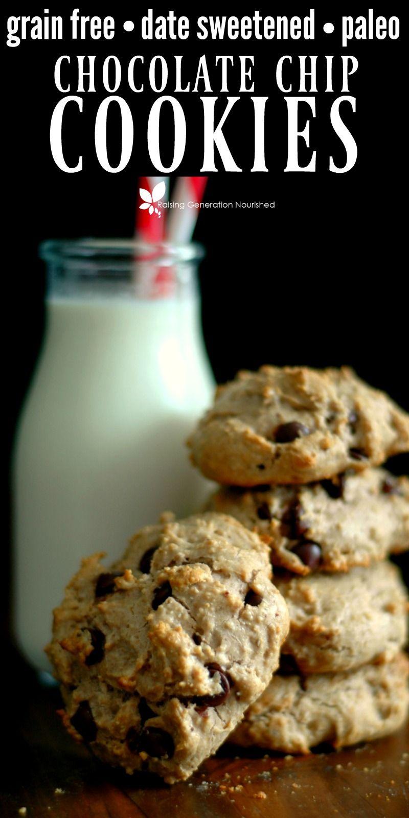 paleo baking paleo cookie recipes