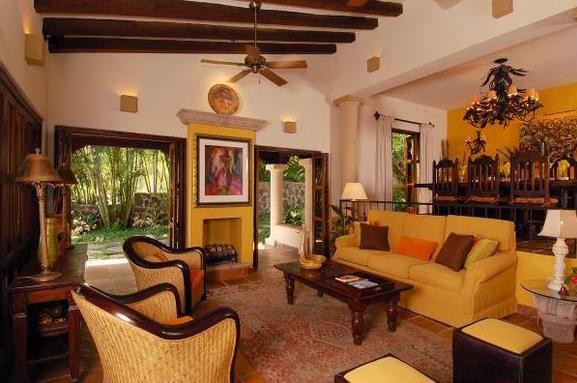 Hacienda del mar casas mexicanas en 2019 casa tipo for Decoracion de casas tipo hacienda