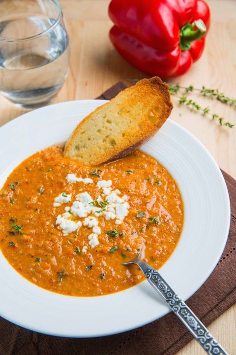 Delicious And Healthy Cauliflower Soup Recipes