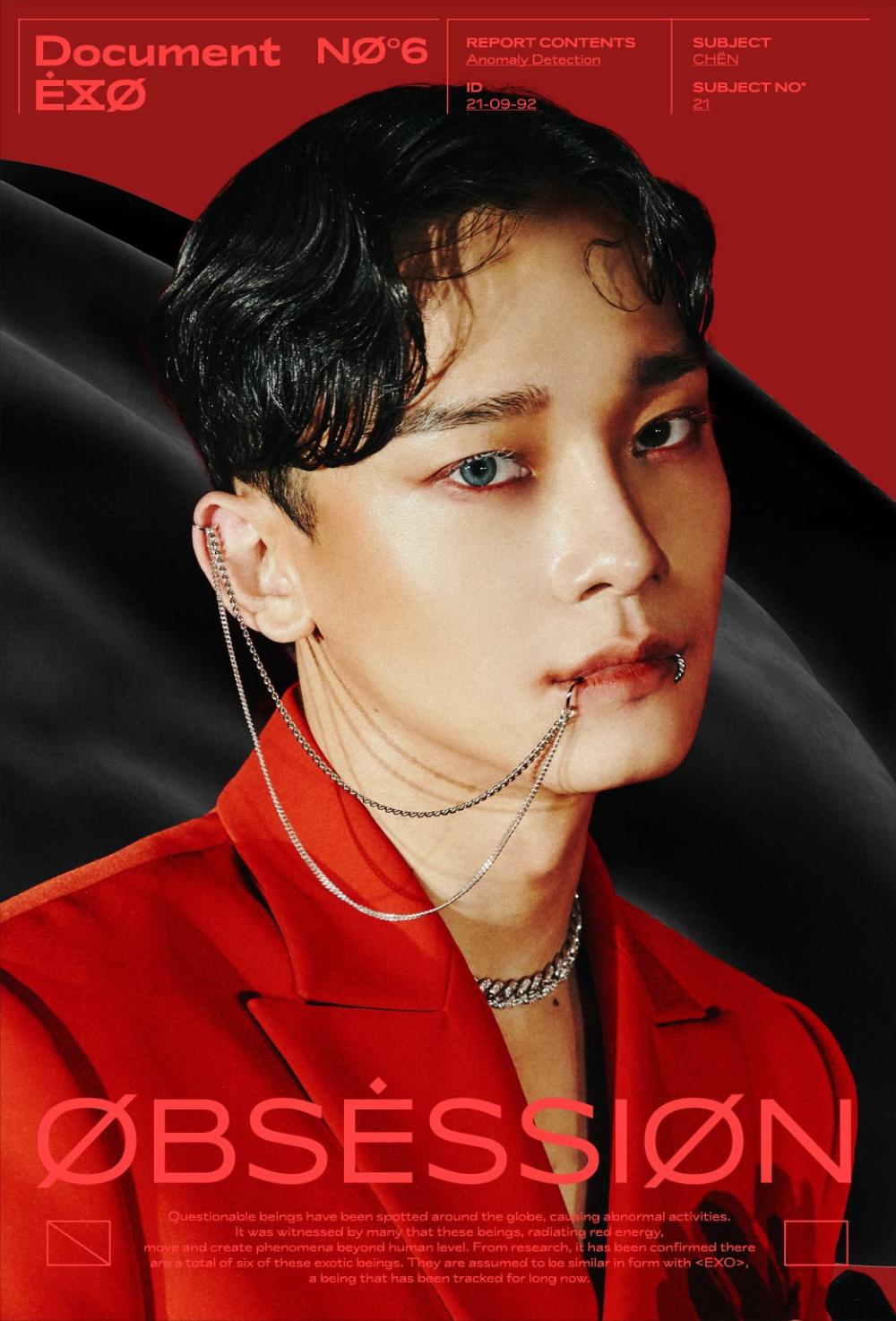 Exo Chen Obsession : obsession, KNOCK, KNOCK!', Twitter, Chen,, Jongdae,