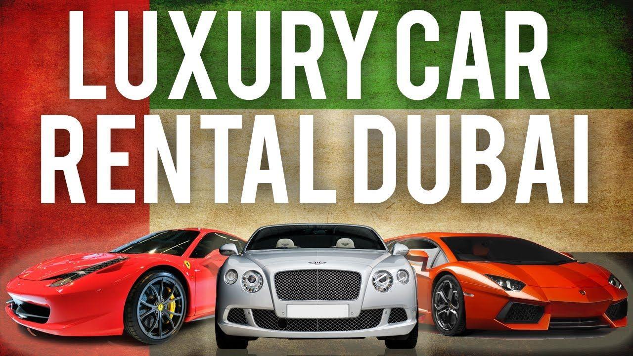 Luxury Car Rental Dubai Supercar Rentals Car Rental Luxury