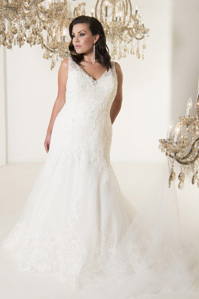 Umberto Callista Plus Size Wedding Dresses September Wedding