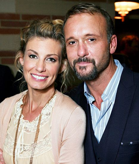 Tim Mcgraw Blindfolded Faith Hill And Took Her On A Surprise Vacation