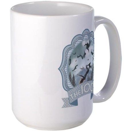 The 100 Mugs #the100 #the100tv #ArkStation for all of this design click here - http://www.cafepress.com/dd/104082868