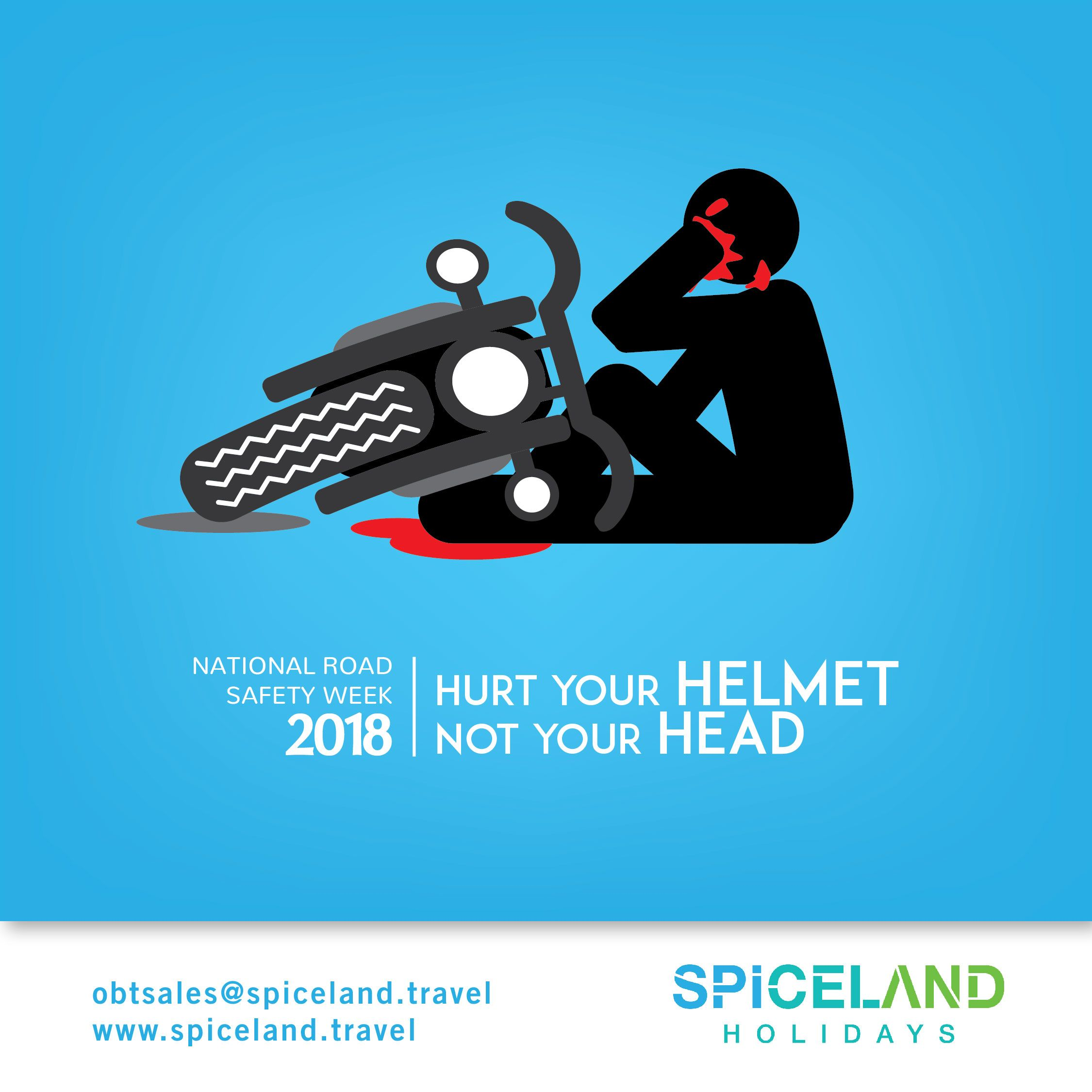 Alert Today, Alive Tomorrow. National Road Safety Week