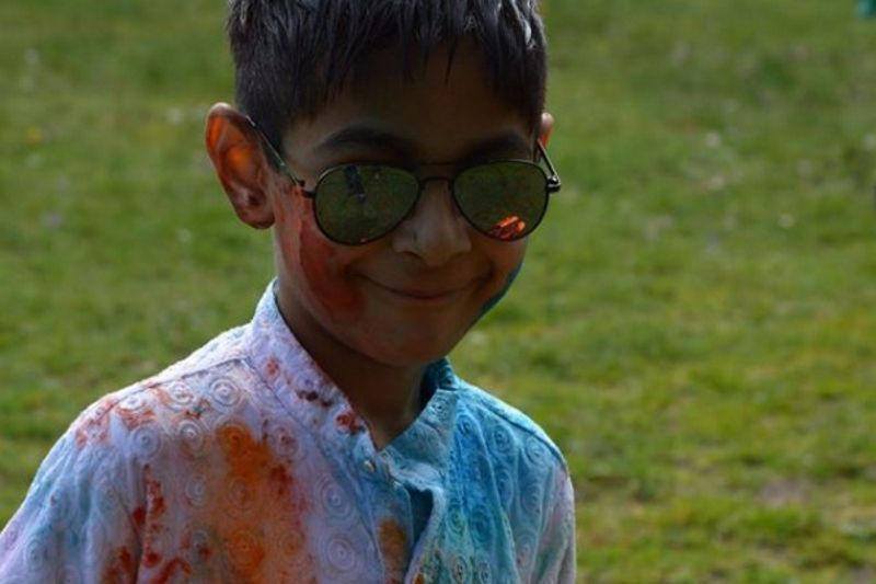 Holi Celebration: The Festival of Colors #Kids #Events