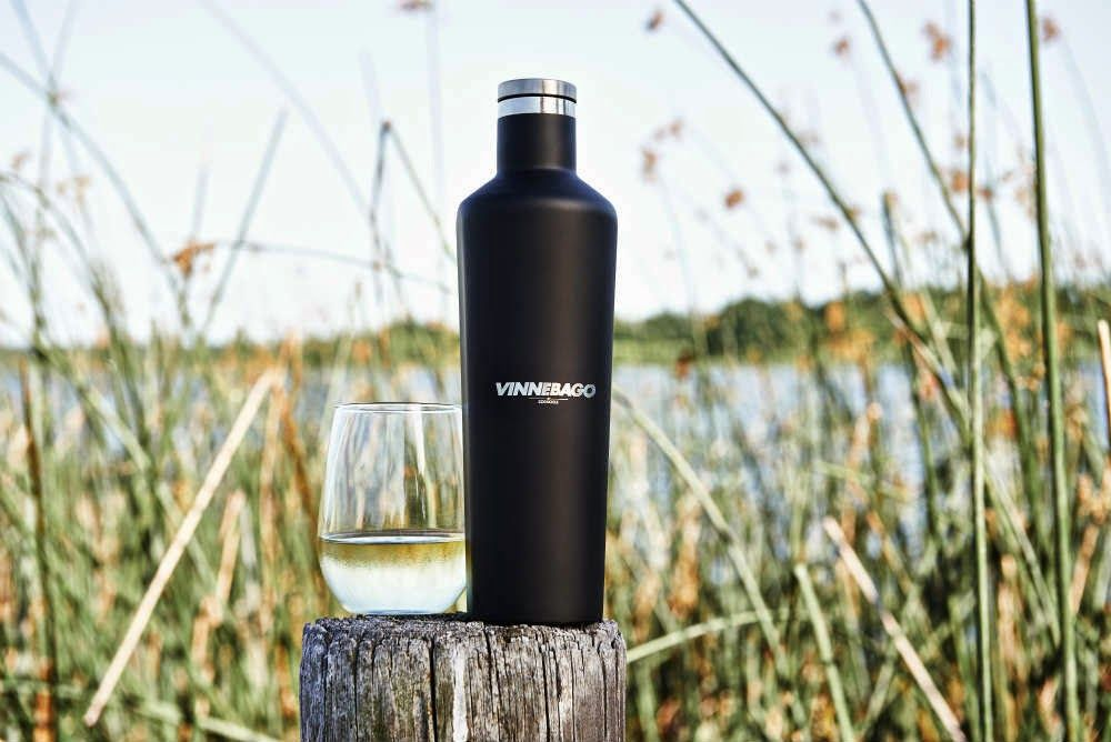 Drinking Gadgets: The Vinnebago wine cooler and coffee flask is great for picnics and holidays!   Vinspire