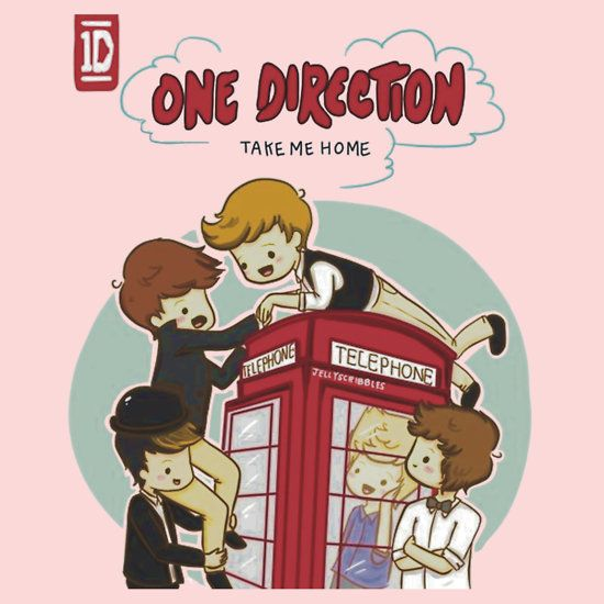 Up all night!- One Direction