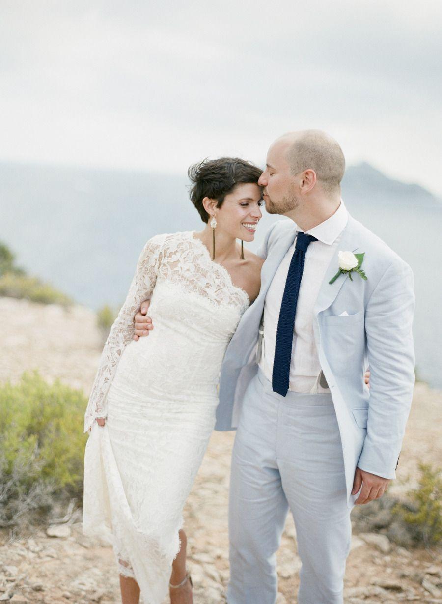Modern Clifftop Ibiza Wedding   Ibiza wedding, Ibiza and Wedding