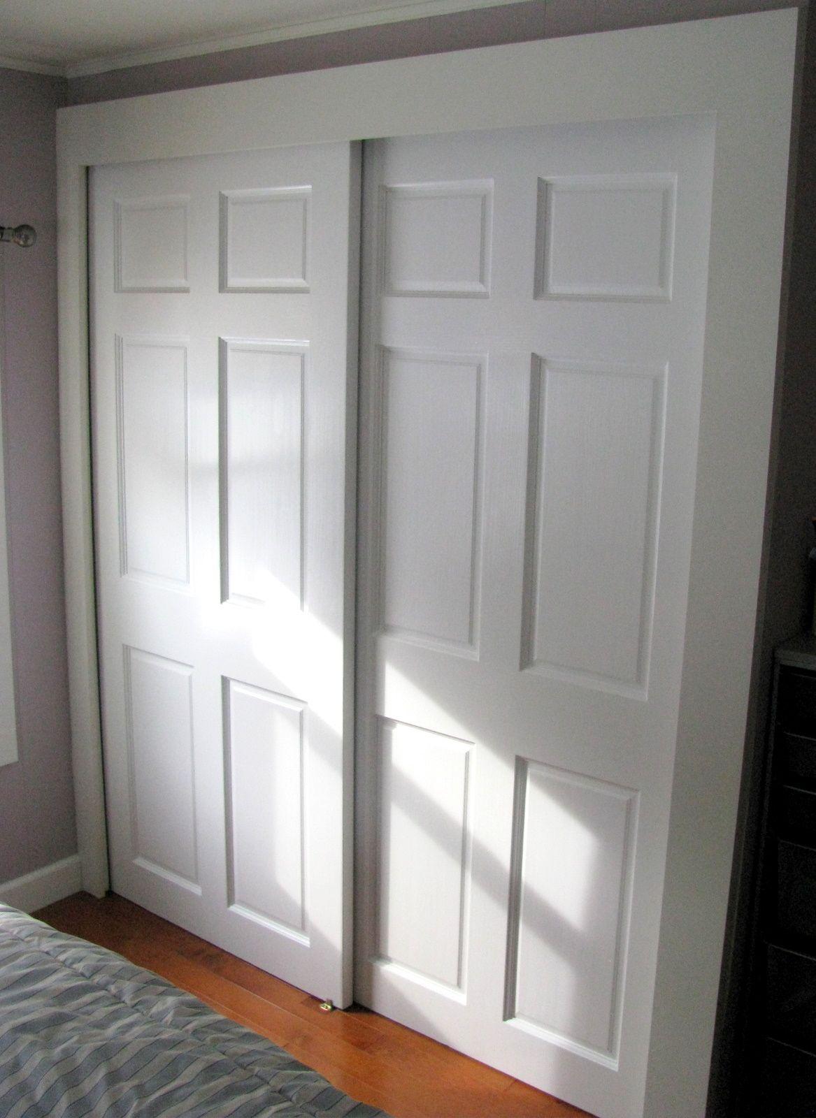 Exciting Sliding Closet Doors For Bedrooms Parquet Floor