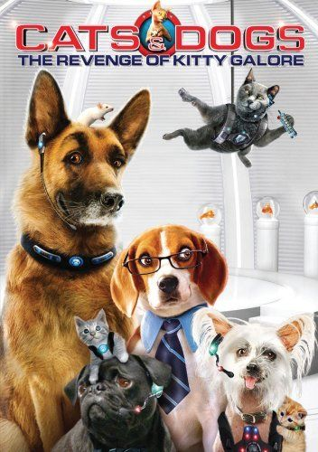Cats & Dogs The Revenge of Kitty Galore Amazon Instant