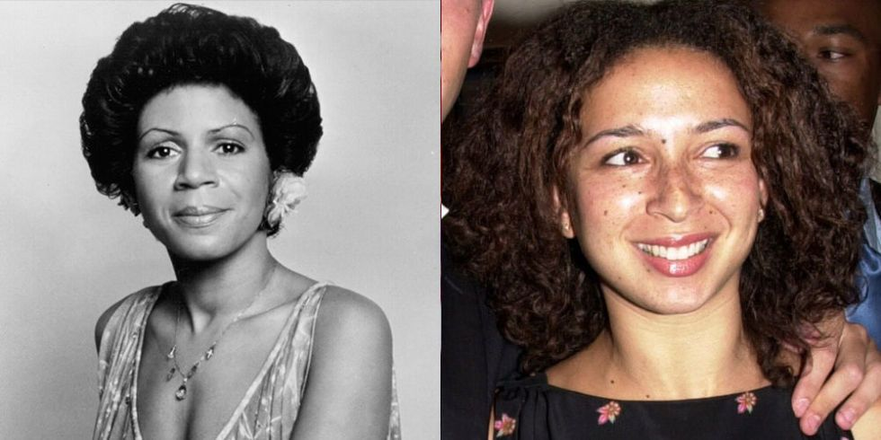 15 Celebrity Mothers and Daughters at the Same Age Minnie Riperton and Maya Rudolph