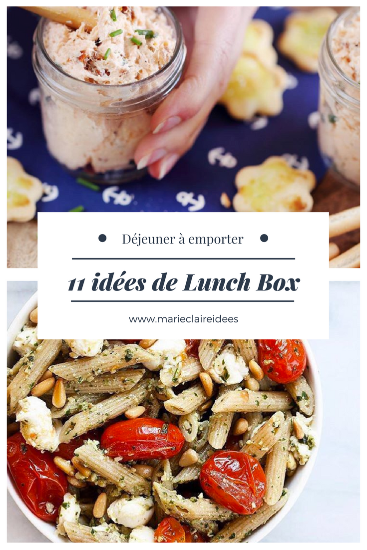 Idee Plat Etudiant.Lunch Box 11 Recettes De Dejeuner A Emporter Idee Repas