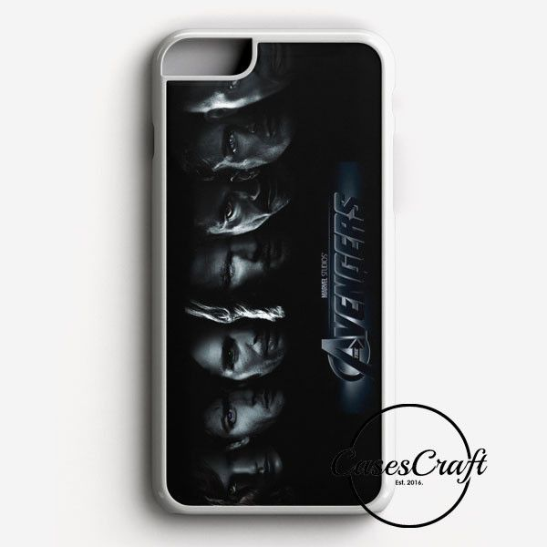 The Avengers Characters iPhone 7 Plus Case  7dc64bb4a1ab