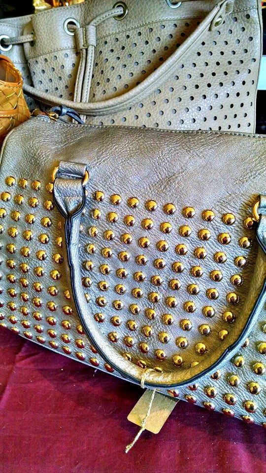 We have handbags!