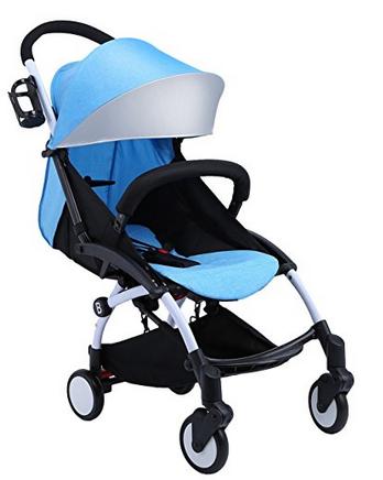 Baabyoo Ultra lightweight Baby travel stroller review