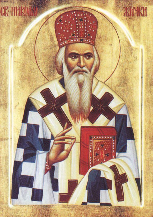 St Nicolas Icon