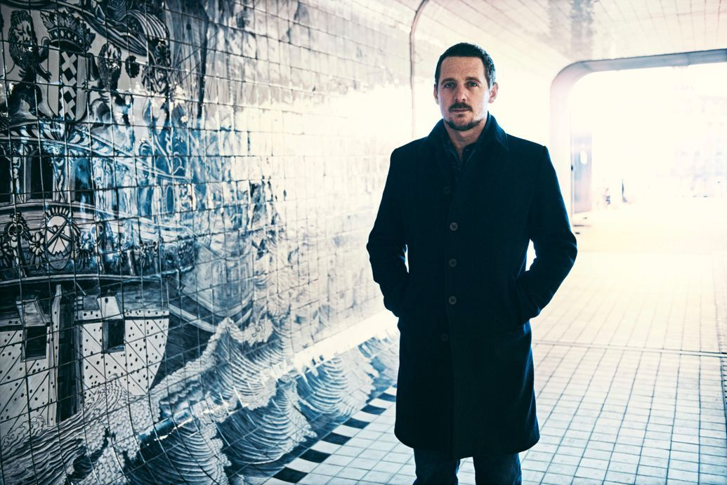 Inside Sturgill Simpson's Touching Nirvana Cover