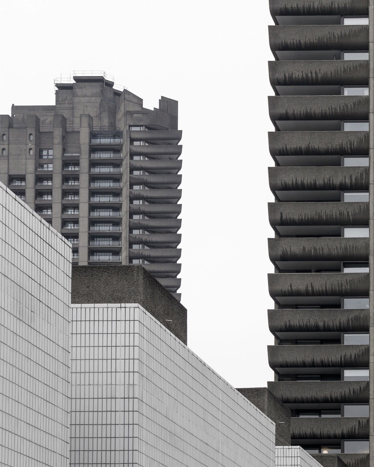 Barbican center by Minorstep