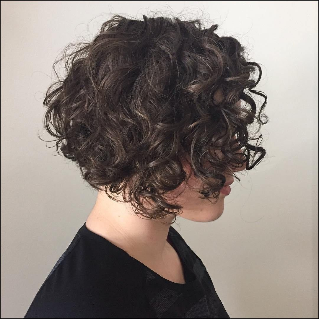 Chin Length Curly Haircuts Curly Hair Styles Curly Bob Hairstyles Short Hair Styles