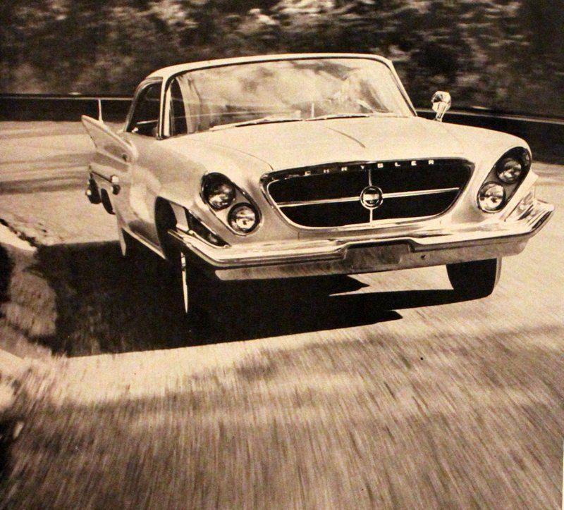 1961 - Chrysler 300 G - Vintage Retro Car Advertising - Mad Men Era #chrysler300 1961 - Chrysler 300 G - Vintage Retro Car Advertising - Mad Men Era #chrysler300 1961 - Chrysler 300 G - Vintage Retro Car Advertising - Mad Men Era #chrysler300 1961 - Chrysler 300 G - Vintage Retro Car Advertising - Mad Men Era