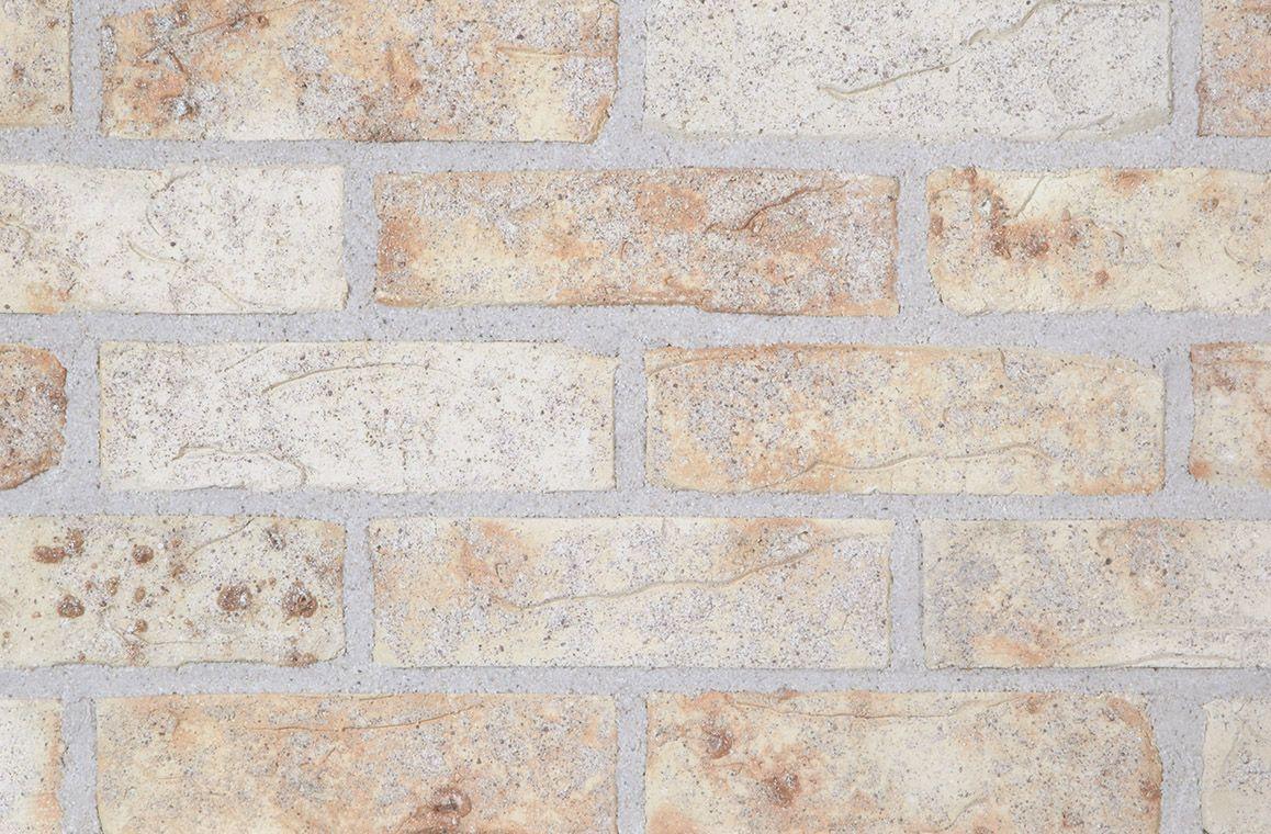 Caribbean White In 2019 Brick Tiles Brick Brick Colors
