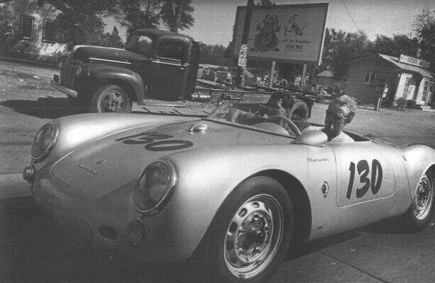 1955 james dean porsche 550 spyder