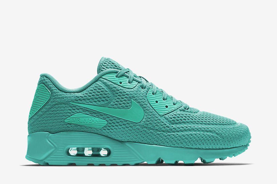 "Nike Air Max 90 Ultra BR ""Hyper Jade"" - EU Kicks: Sneaker Magazine"