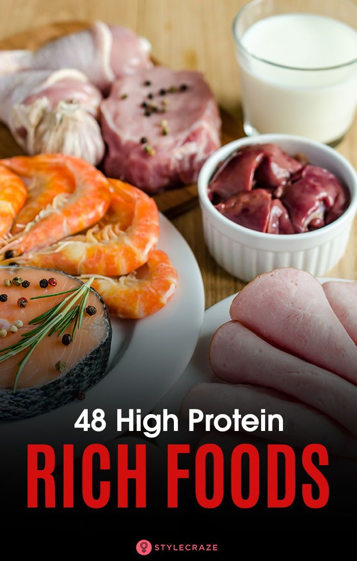 Top 48 High Protein Foods You Should Include In Your Diet:  Protein helps build muscle health. But a