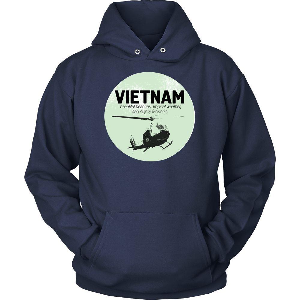 Vietnam Veteran T-shirt, hoodie and tank top. Vietnam Veteran funny gift idea.
