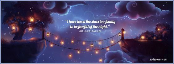 Image result for star night cover photo with quote