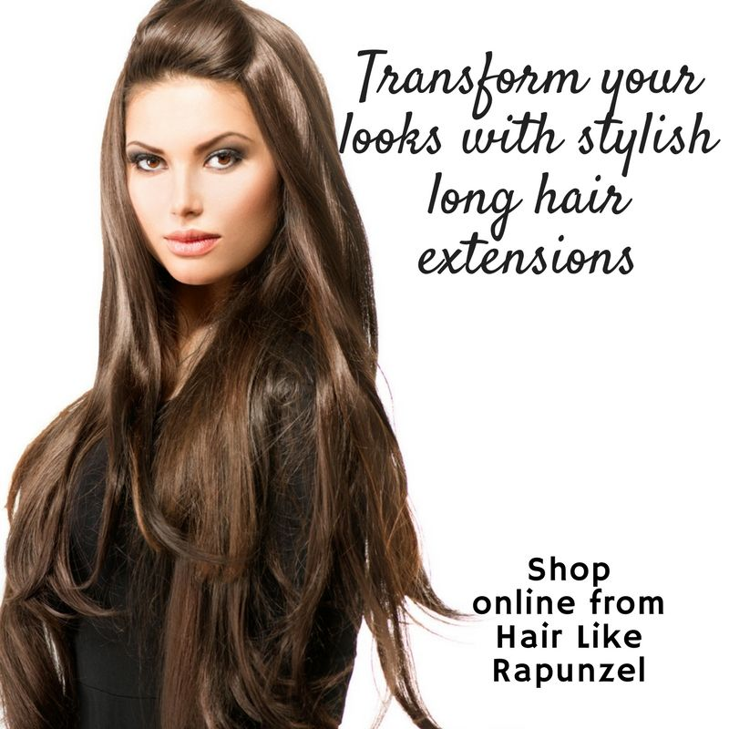 Make An Online Purchase For Hair Extensions From Hair Like Rapunzel