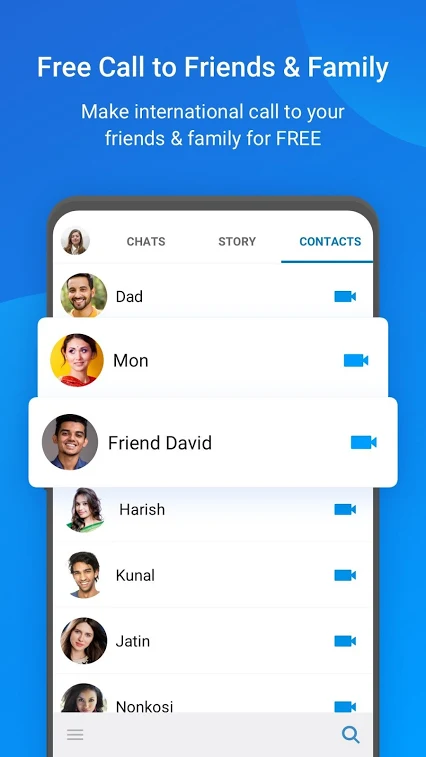 imo free video calls and chat Apps on Google Play