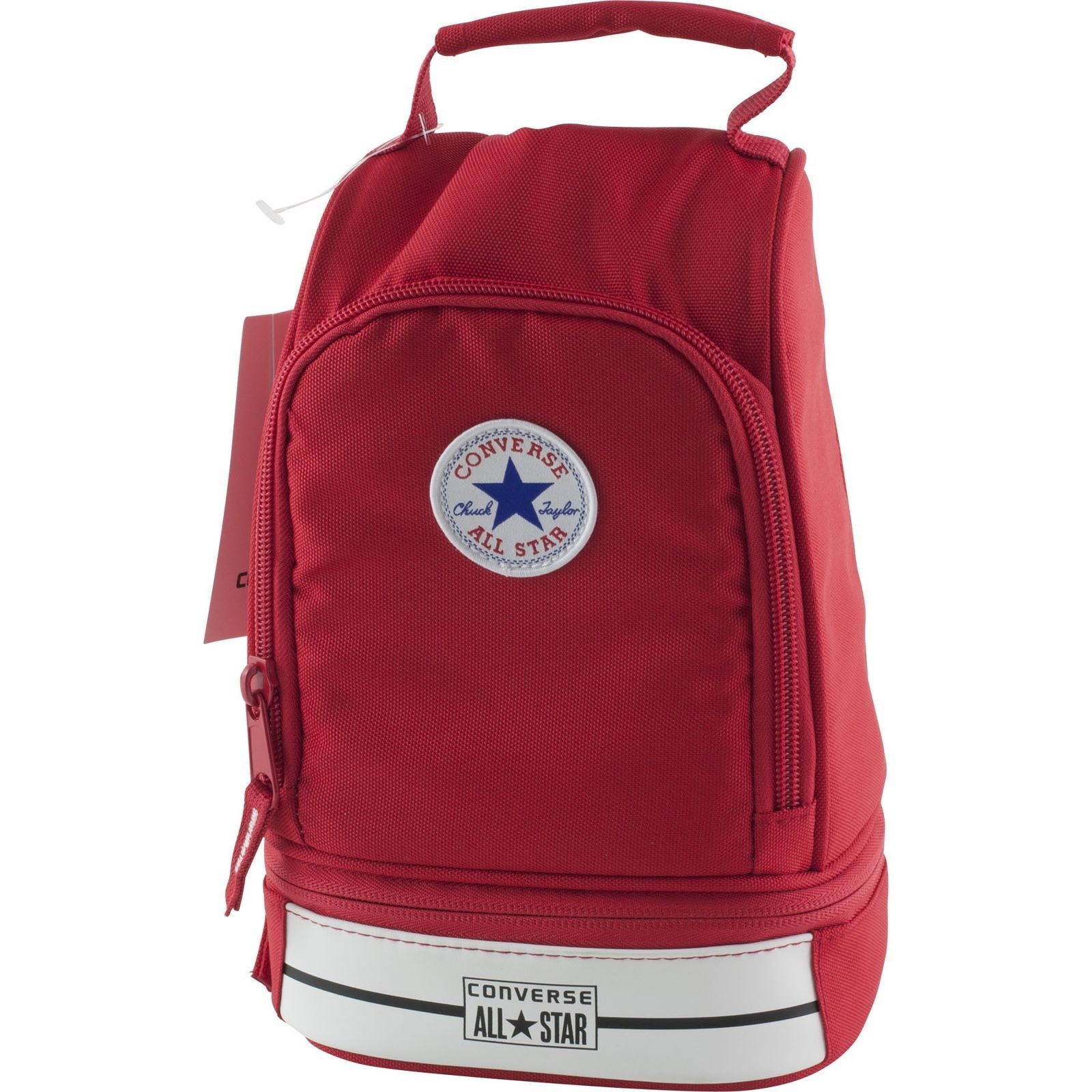 Backpacks and Bags 57882  Converse All Star Dome Soft School Dual Insulated  Lunch Tote Bag 069481e734d3a