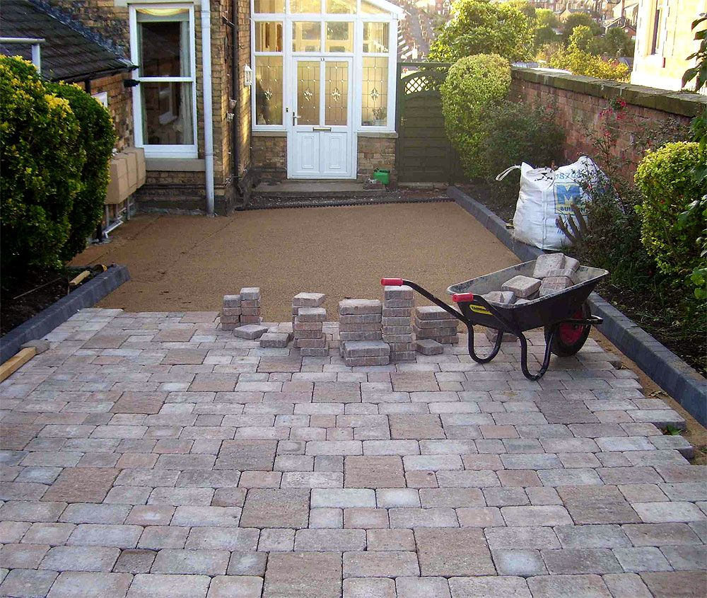 Scarborough Paving Groundworks & Landscaping In