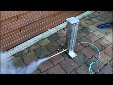 Kaltrauchgenerator selber bauen bauanleitung for Gartendusche warm kalt selber bauen