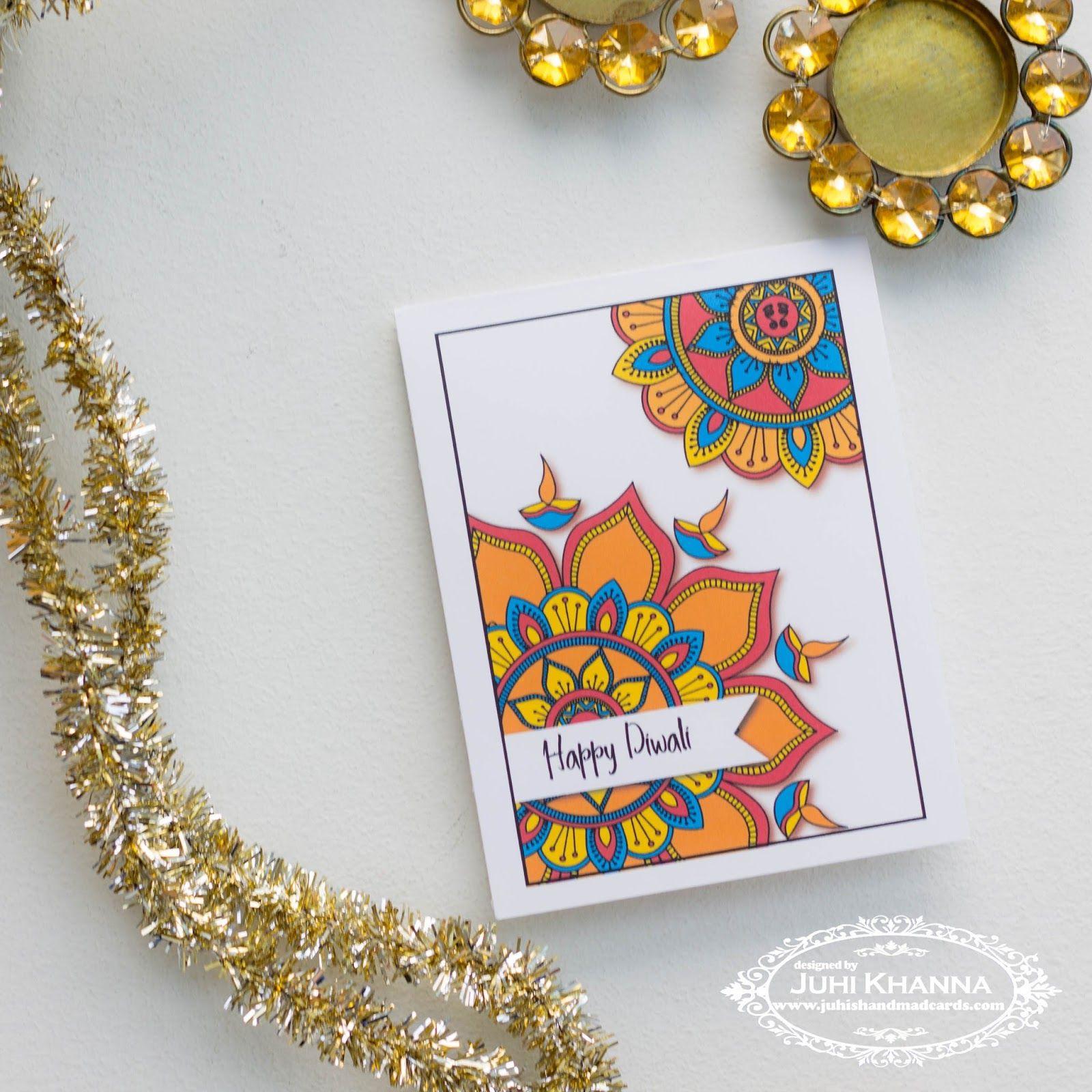 Free Printable Diwali Cards Diwali Pinterest Diwali Cards