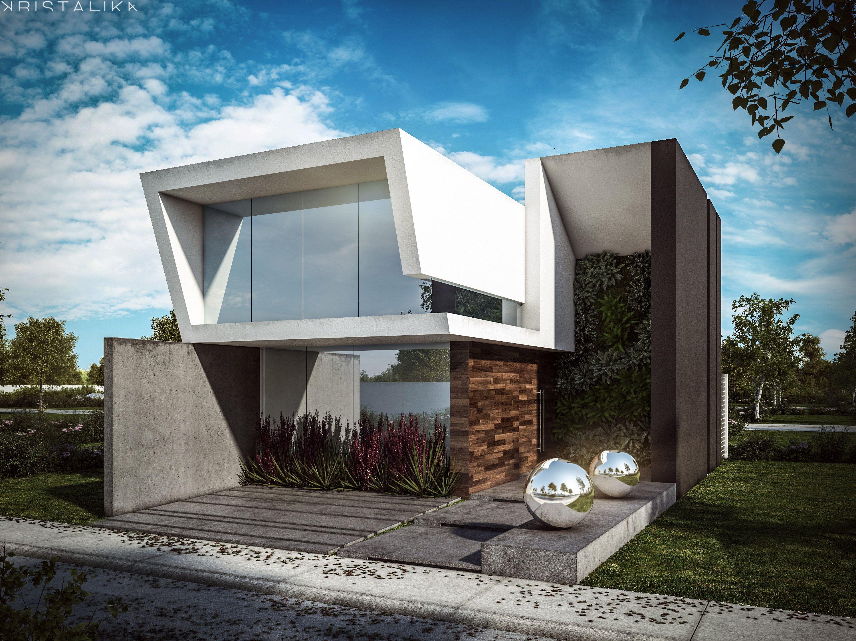 Armadale house 2 un ejemplo de simpleza y belleza con for Arquitectura moderna casas pequenas