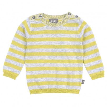 Kidscase Baby Striped Sweater Yellow Books Worth