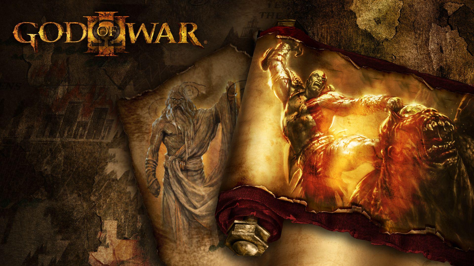 God Of War Wallpaper God Of War War God