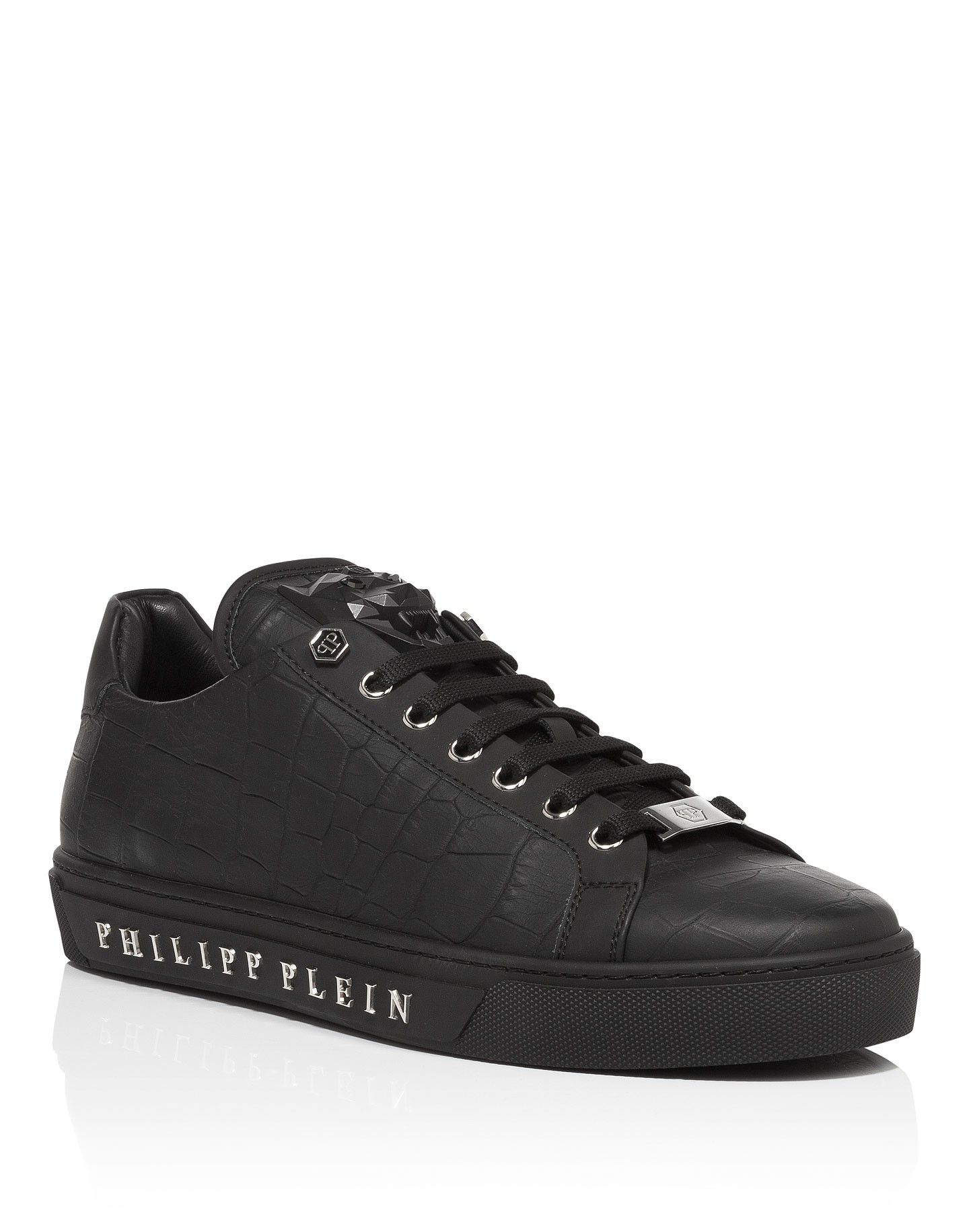 PHILIPP PLEIN LOW SNEAKERS