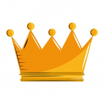 Corona Rey Vector Busqueda De Google Crown Outline How To Draw Hands Birthday Background