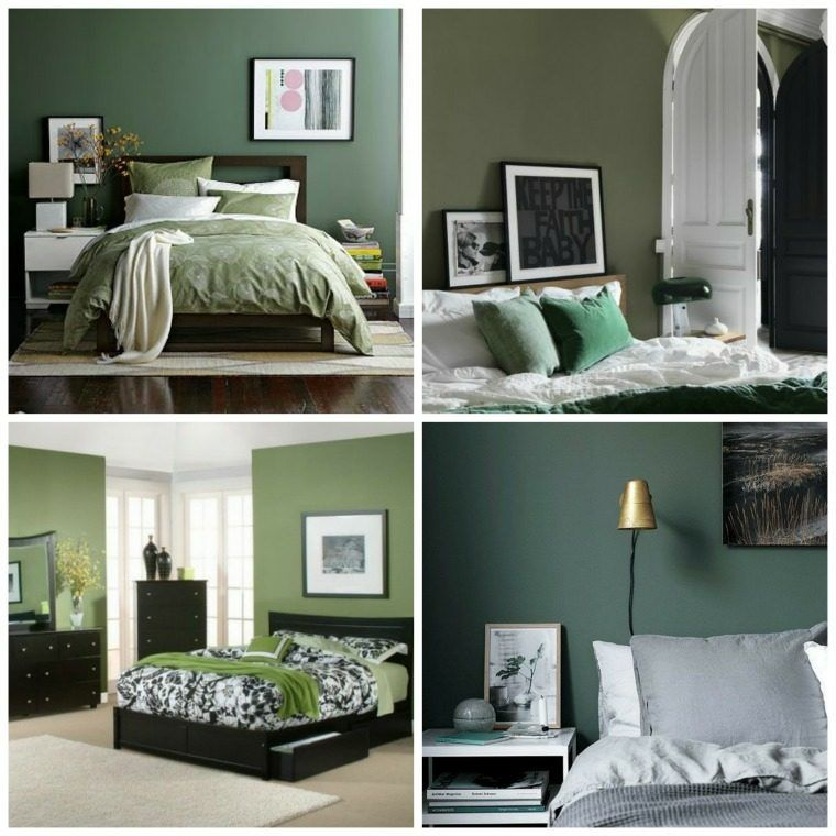 Green Room, Green Water, Green And White Or Green Gray